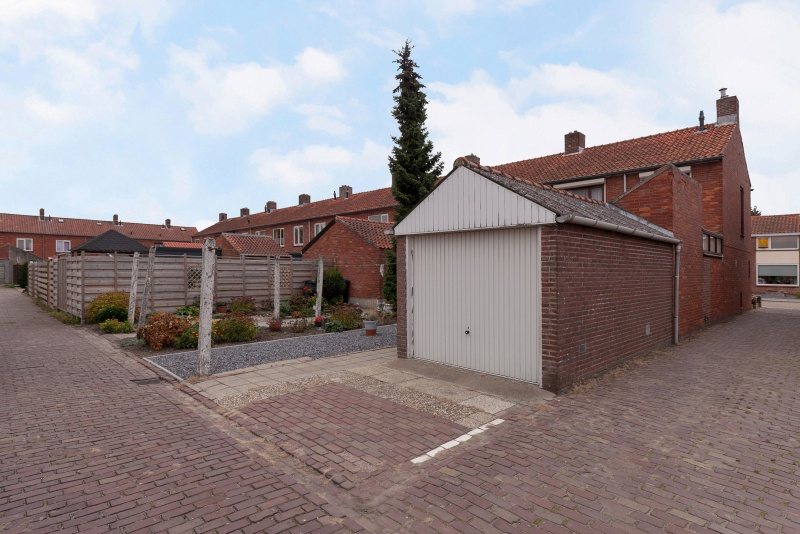De garage en toerit